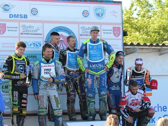 11.06. - Teamwertung Stralsund