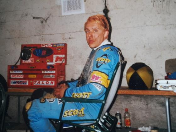Gary Havelock in Güstrow 2002