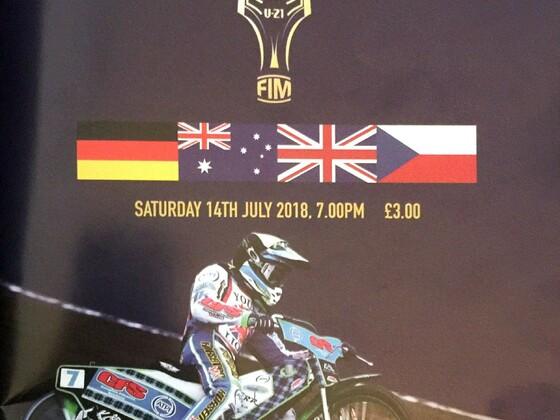 FIM Speedway World Championship Team U21 - Semifinal 2 - 14.07.2018 - Glasgow ( Great Britain )