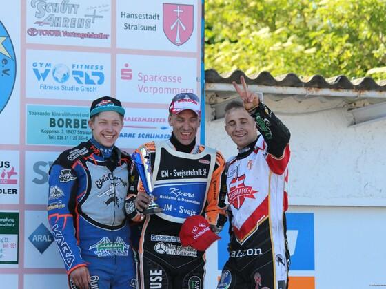 11.06. - Team Dänemark