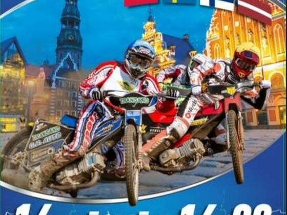 FIM Speedway World Championship Team U21 - Semifinal 1 - 14.07.2018 - Riga ( Latvia )