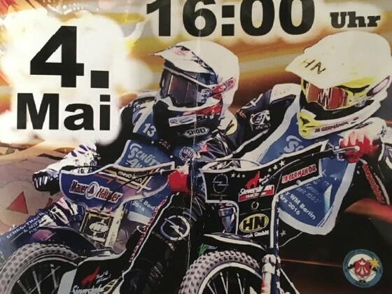 Speedway Bundesliga Stralsund vs. Wittstock