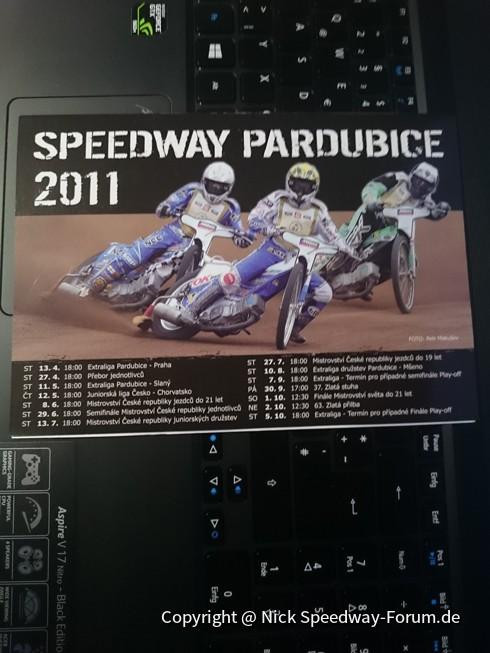 Pardubice (Pardubitz) - Back