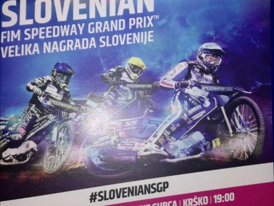 2019 Slovenian FIM Speedway Grand Prix Krśko