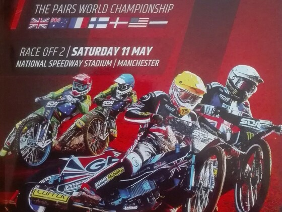 Speedway of Nations 2019 Race Off 2 Manchester