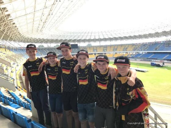 Unsere Kids in Toruń