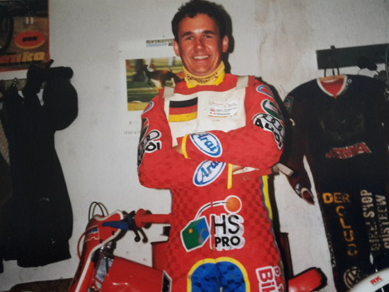 Thomas Koch in Güstrow 2002