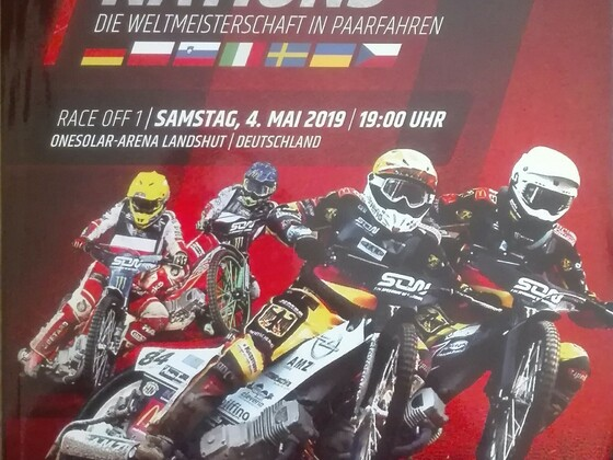 Speedway of Nations 2019 Race Off 1 Landshut