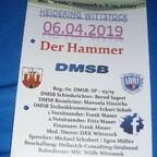 "Wittstock ""Der Hammer"" 06.04.2019"
