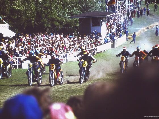 Teterower Bergring 1977